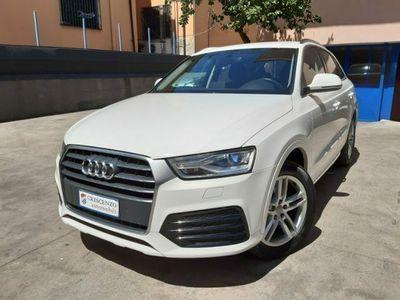 usata Audi Q3 2.0 TDI 150 CV Sport Euro 6 -MINI RATA PER 3 ANNI