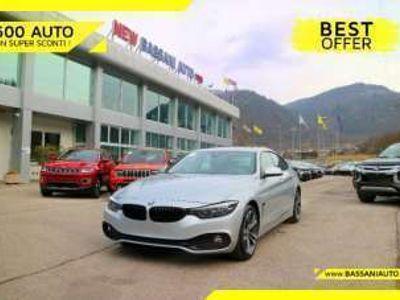 usata BMW 418 4er Gran Coupé Gran Coupé (F36)150CV PELLE/TETTE/CERCHI 18´´ Diesel