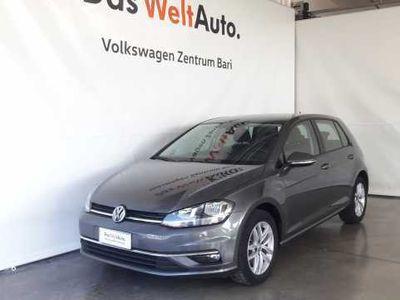 usado VW Golf 1.6 TDI 115 CV 5p. Business BlueMotion Technology