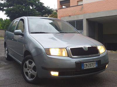 używany Skoda Fabia - 1200 cc benzina 47kw 2004
