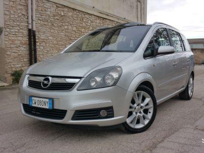usata Opel Zafira 1.9 CDTI COSMO PELLE-TETTO-7 POSTI
