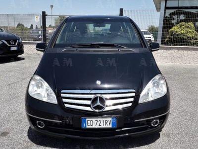 usata Mercedes A160 BlueEFFICIENCY Style CON IMPIANTO GPL UNIPRO'
