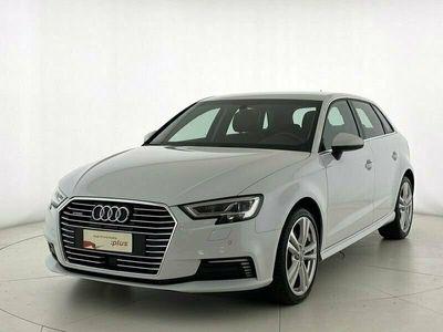 usata Audi A3 Sportback e-tron Admired 40 e-tron 150 kW (204 PS) S tronic