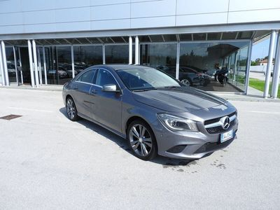 used Mercedes 200 - CLA -CDI AUTOMATIC SPORT