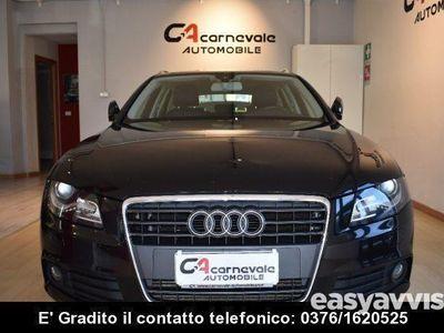 usata Audi A4 avant 2.0 tdi 143cv xenon pdc clima tagliandi diesel