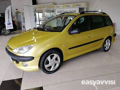 used Peugeot 206 1.6 16V SW XS rif. 11495717