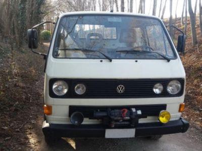 usata VW T3 doka syncro 16 originale