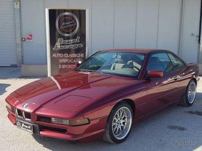brugt BMW 850 i E31 AUTOMATICA