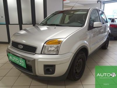 used Ford Fusion + 1.6 TDCi 5p.