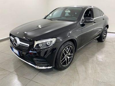 usata Mercedes GLC220 GLC 220d Coupè 4matic AMG