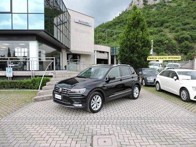 gebraucht VW Tiguan 1.4 150 CV TSI DSG Executive ACT BMT