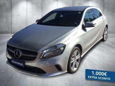 usata Mercedes A180 CLASSE Ad Sport my16
