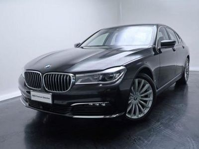 usata BMW 730 d xdrive luxury .