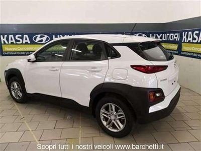 usata Hyundai Kona 1.6 CRDI 115CV XADVANCED + FCA