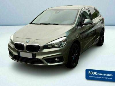 usata BMW 218 Active Tourer Serie 2 Active Tourer 218 d Advantage auto