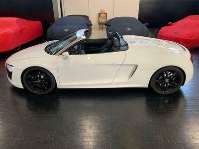 usata Audi R8 Spyder 5.2 V10 FSI quattro S tronic full