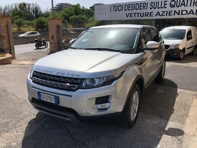 second-hand Land Rover Range Rover evoque 2.2 Sd4 5p. Pure