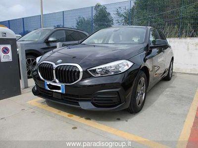 usata BMW 116 Serie 1 d 5 Porte