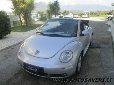 usata VW Beetle New1.6 Cabrio