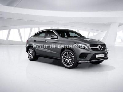 usata Mercedes GLE350 CLASSE GLE COUPEd 4MATIC Coupe Premium
