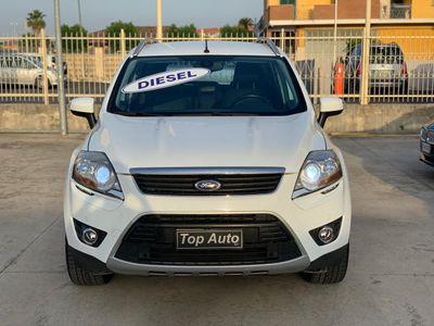 käytetty Ford Kuga 2.0 TDCi 4WD TITANIUM DPF