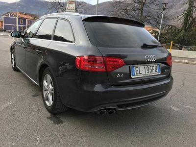usata Audi A4 Avant 2.0 TDI 143CV MULTITRONIC ADVANCED S-LINE
