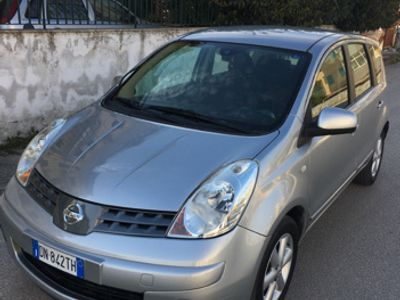 brugt Nissan Note 1.5 Dci Anno 2008 Full Optional
