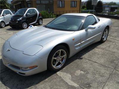 usata Chevrolet Corvette C4 C5 50° ANNIVERSARY Coupè 5.7 V8 344Cv.