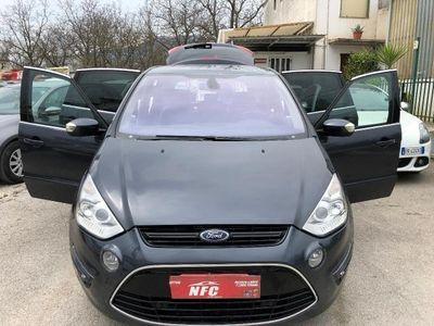 brugt Ford S-MAX 2.0 TDCi 163CV Titanium DPF euro5