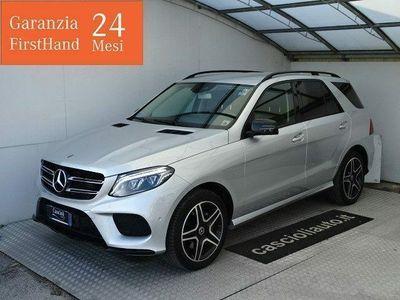 used Mercedes GLE350 d 4Matic Premium
