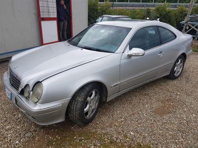 usata Mercedes CLK200 200 3P. Elegance(KM 155000)