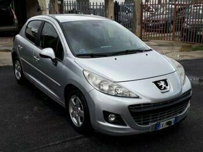usata Peugeot 207 1400 gpl allure 11/011