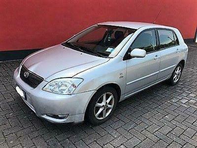 usata Toyota Corolla 2.0 tdi D-4D 5 porte Sol