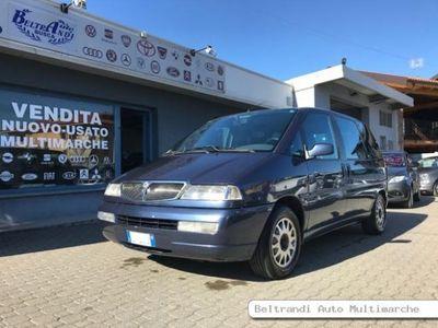 usata Lancia Zeta Monovolume Diesel