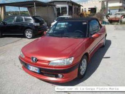usata Peugeot 306 Cabriolet cat benzina