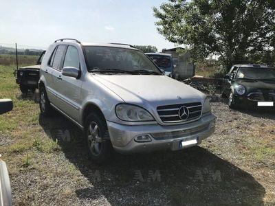 usata Mercedes ML400 turbodiesel cat CDI SE Leather rif. 11597215