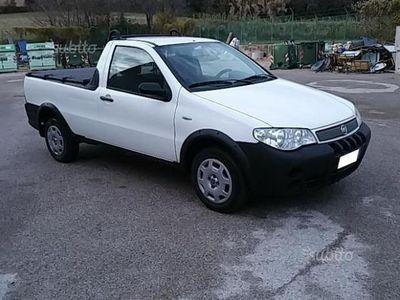 gebraucht Fiat Strada 1.3 Multijet Cassone Lungo - 2008