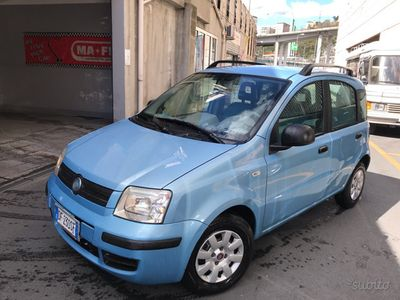 käytetty Fiat Panda 1.3mtj dynamic 2006
