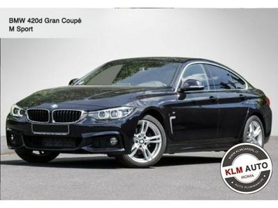 usata BMW 420 Gran Coupé Serie 4 G.C. (F36) d Msport