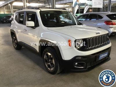 second-hand Jeep Renegade RENEGADE1.6 mjt Longitude fwd 120cv