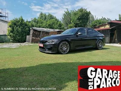 usata BMW M3 COMPETITION PACK 450CV