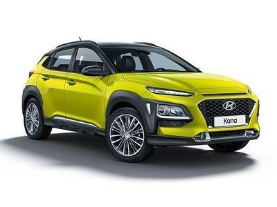 brugt Hyundai Kona 1.6 CRDI 136 CV 4WD DCT Style