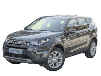 used Land Rover Discovery Sport 2.0 TD4 150 CV HSE nuova a Avezzano