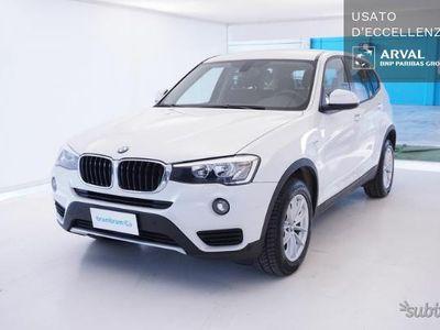 usado BMW X3 Business xDrive auto 190cv