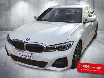 usata BMW 320 320 d Msport auto