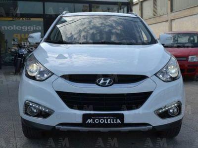usata Hyundai ix35 1.7 CRDi 115 Cv Comfort Navi/Cam/PDK