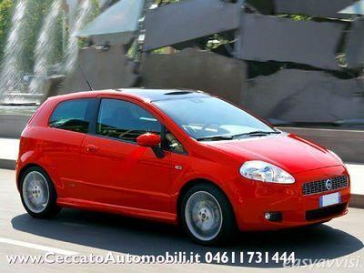 usata Fiat Grande Punto 1.9 MJT 130 CV 3 porte Sport rif. 10265746
