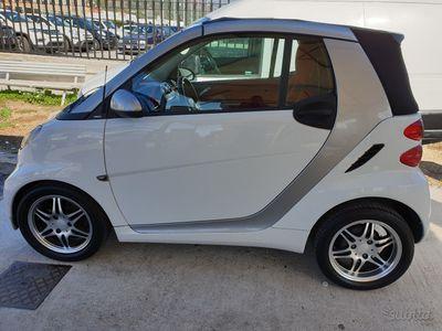 usata Smart ForTwo Cabrio fortwo 1000 52 kW cabrio passion