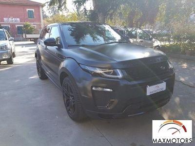 usata Land Rover Range Rover evoque 2.0 TD4 5p. SE