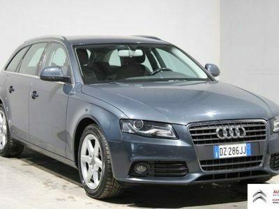usata Audi A4 Avant 2.0 TDI 170CV